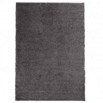 Shaggy High Pile Rug High Pile Plain Uni Round Rectangular